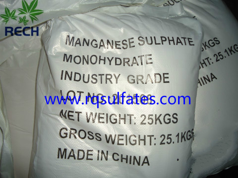 packing of manganese sulfate mono